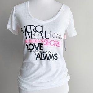 Victoria's Secret Supermodel Essentials T-shirt
